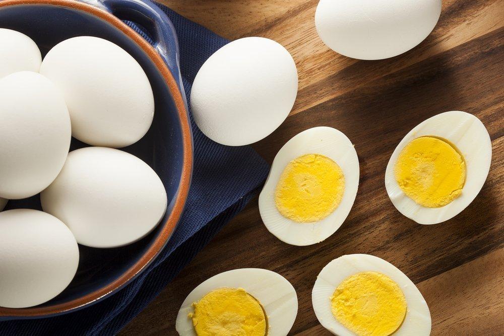 2. Ешьте на завтрак белок