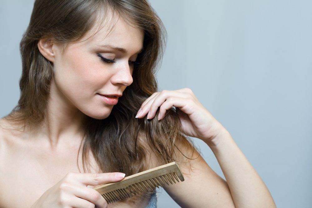 Бережность и осторожность при уходе за волосами