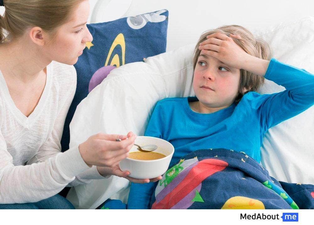 Слабость у детей