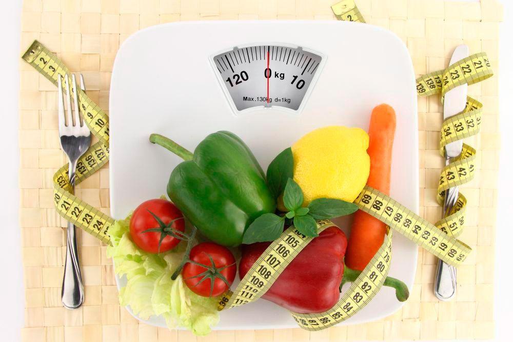 Правильное питание для похудения — залог здоровья и красоты