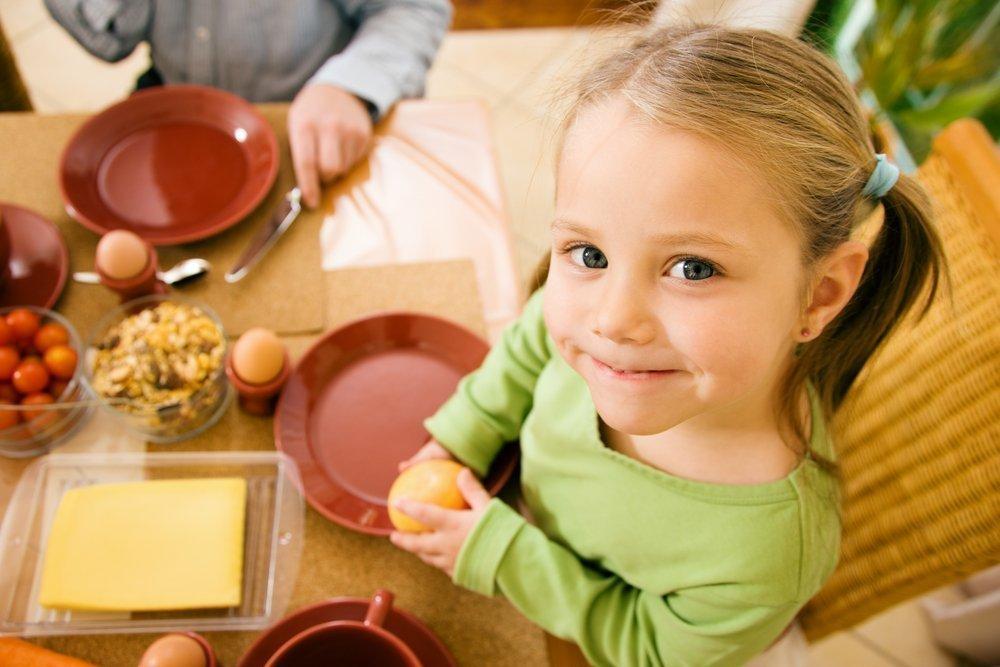 Советы родителям: выбор продуктов питания