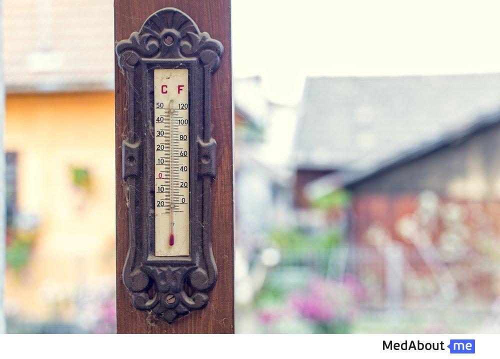История изобретения градусника