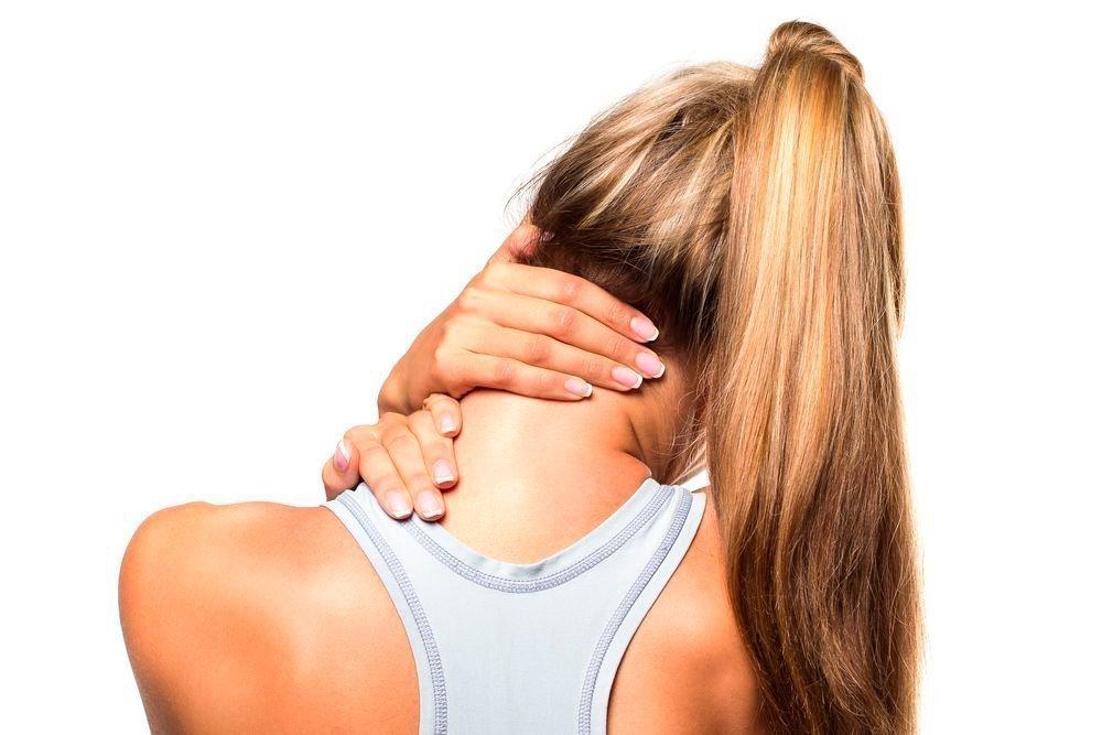 Лечебный фитнес при шейном остеохондрозе