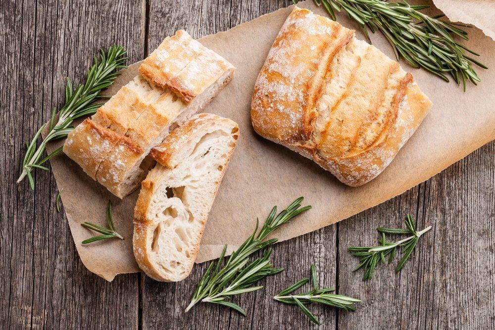 2. Белый хлеб и здоровая диета