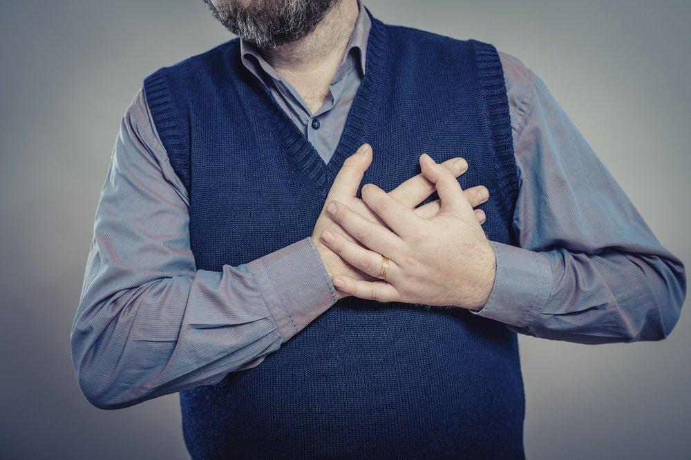 Причины острого инфаркта