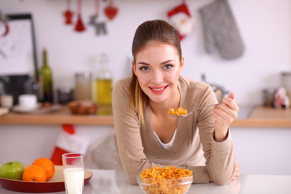 Завтракайте, даже если не хочется