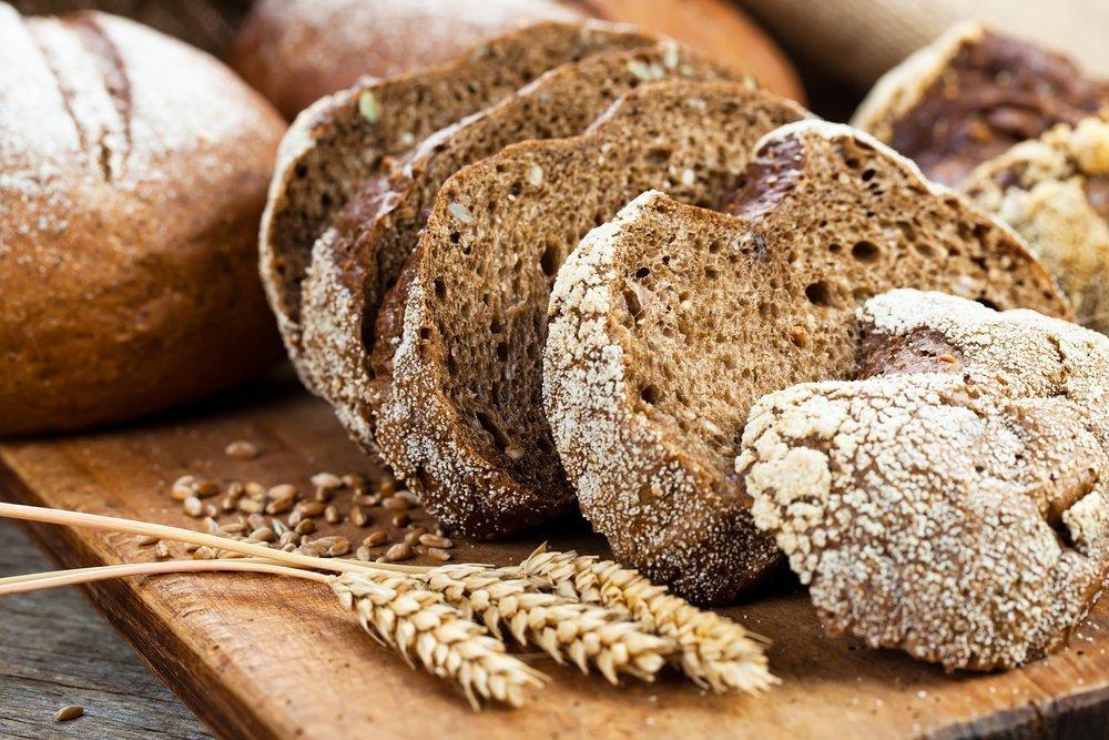 Уход за волосами: эффективность ржаного хлеба