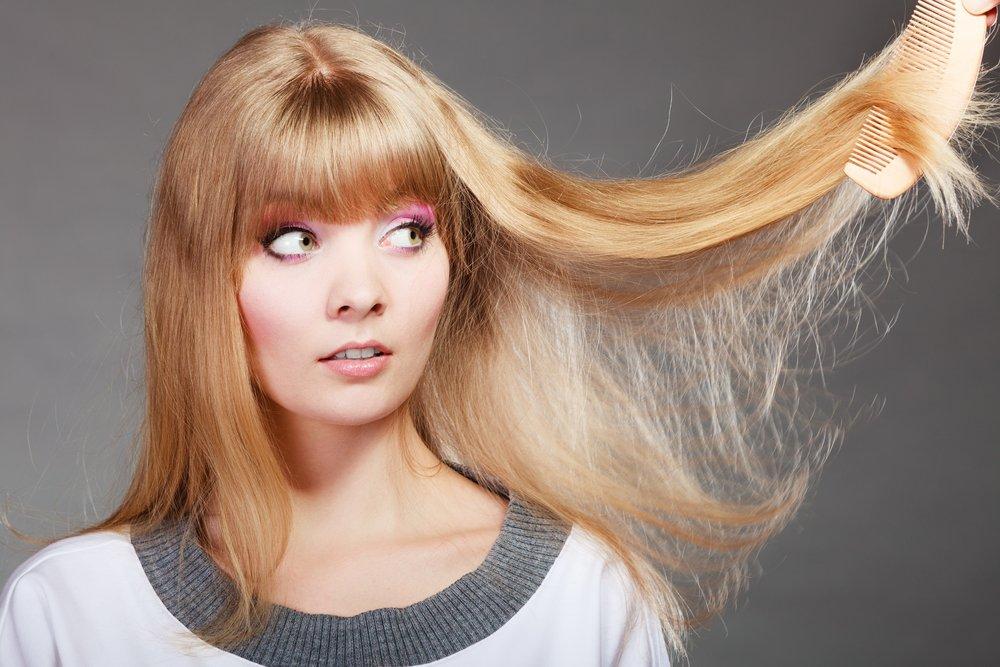 Косметика для брюнеток и блондинок