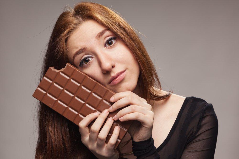 Съешьте шоколадку