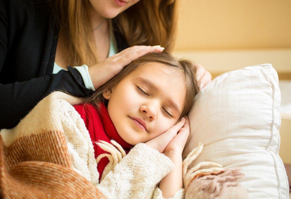 Рвота при ротавирусной инфекции