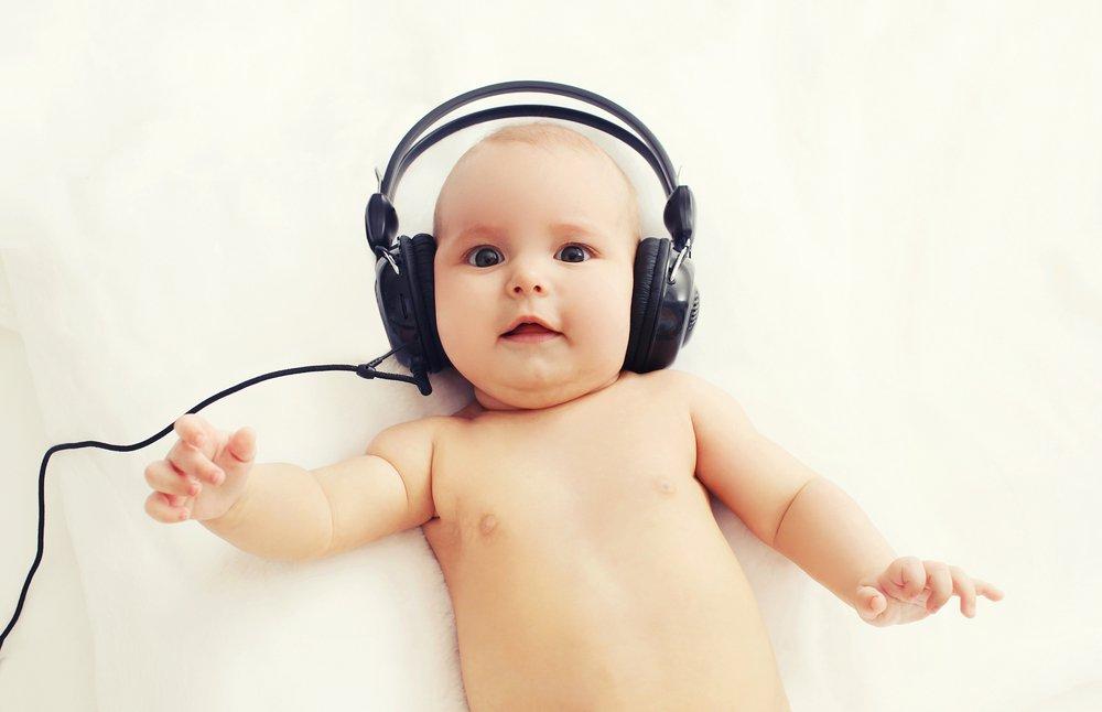 Прослушивание приятной музыки