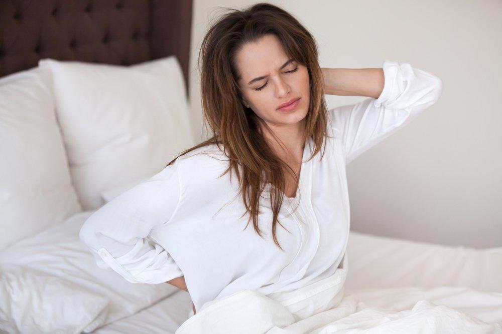 Если рука затекает после сна?