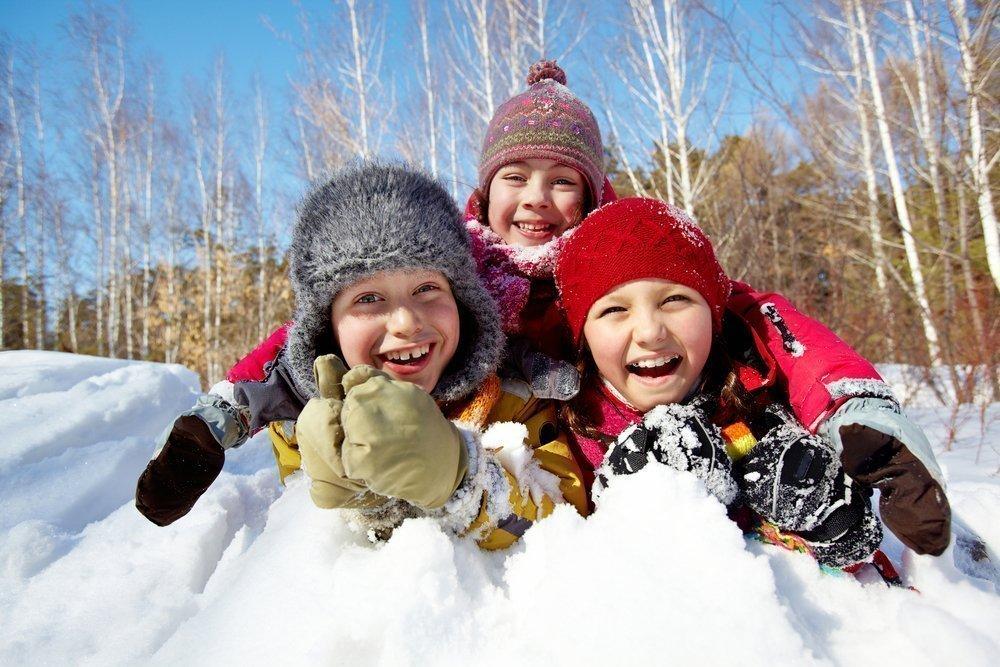 Снежки: отличная игра