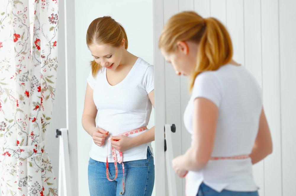 Миф о постепенности похудения