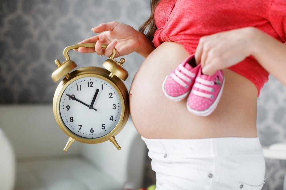 Срок беременности не успеет кончиться