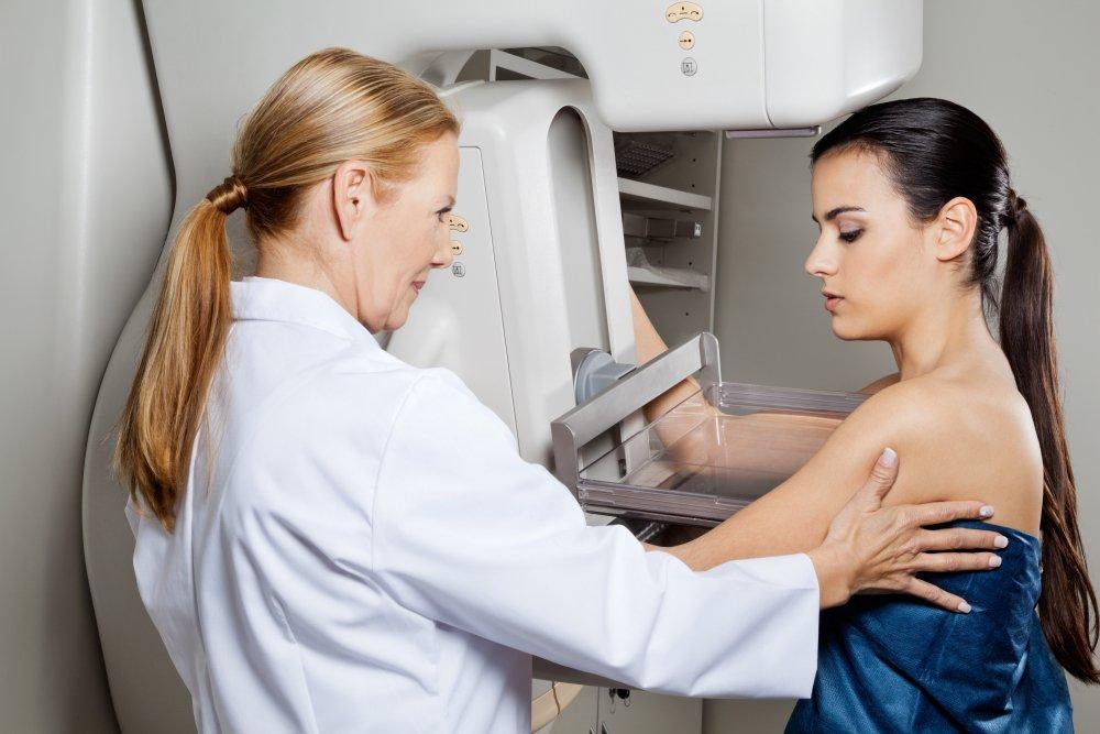Симптомы и диагностика кисты в молочной железе