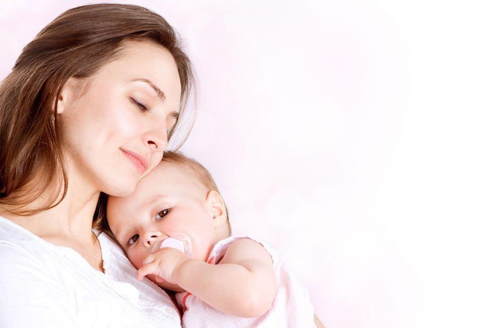 Стадия слияния матери и ребенка