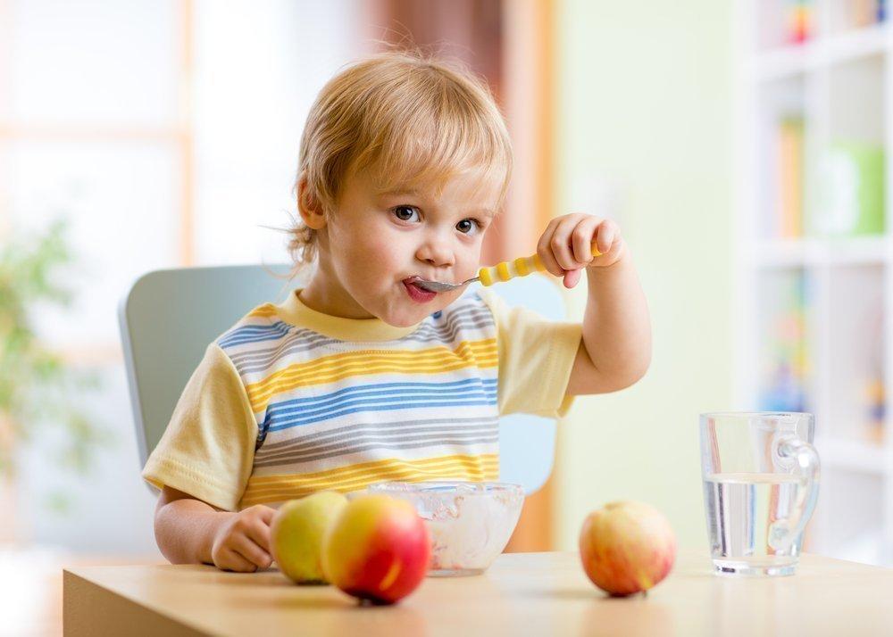 Дети летом не объедаются