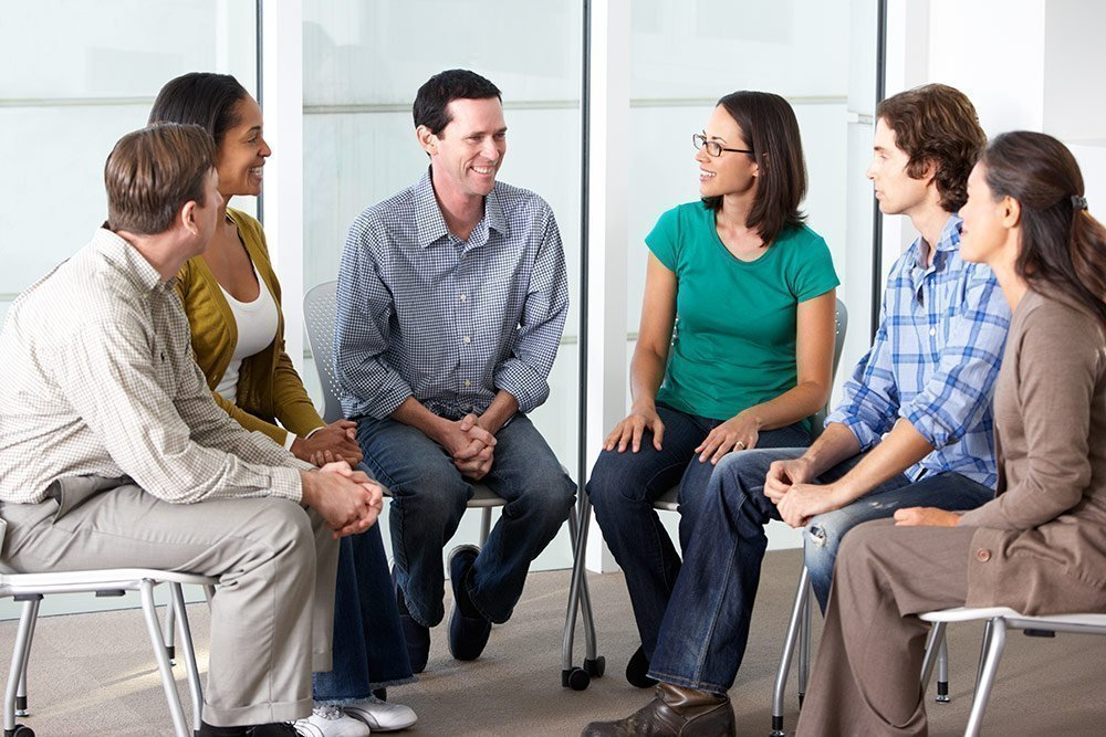 Group counseling topics for adults