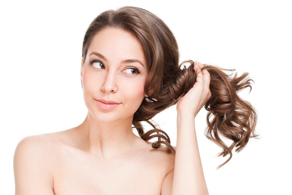 Цистеиновое восстановление волос