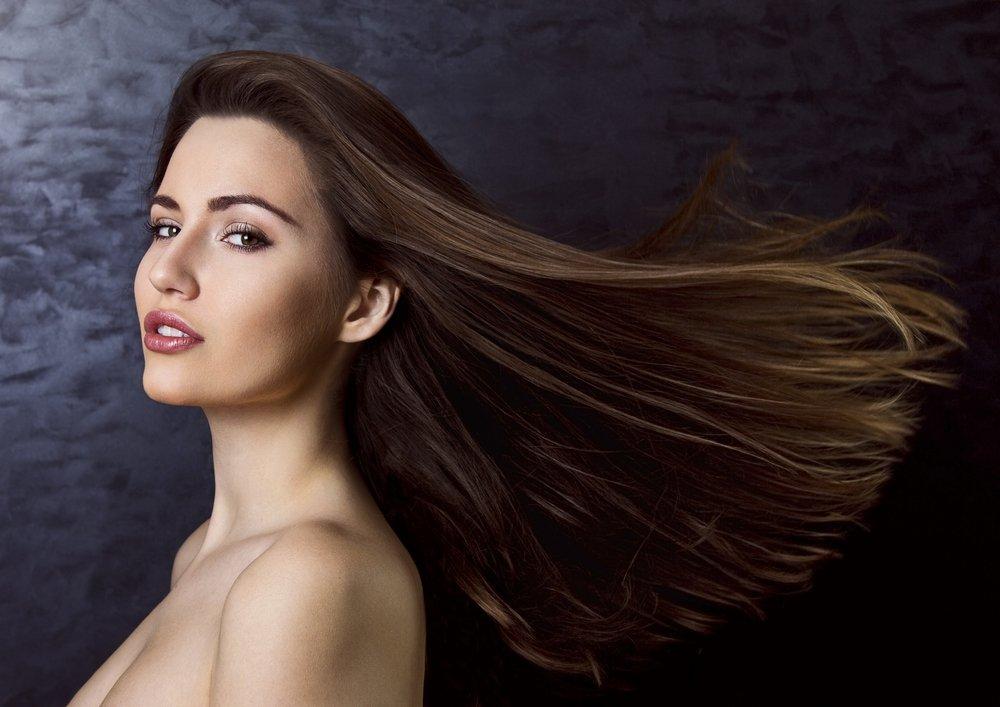 Комбинированные волосы: общие признаки, особенности