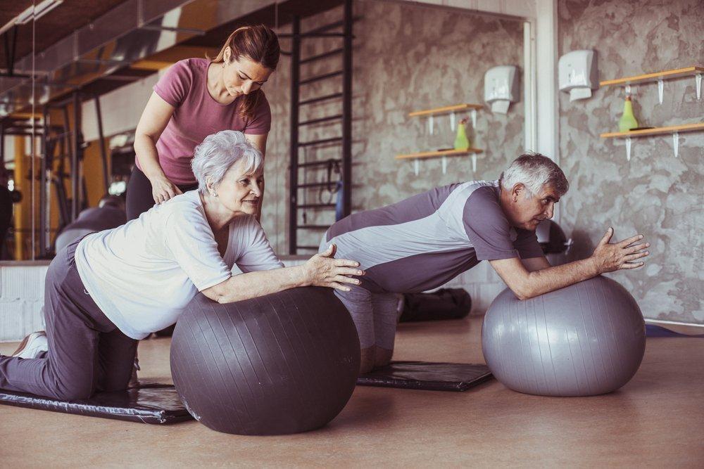Основные занятия фитнесом при грыже позвоночника