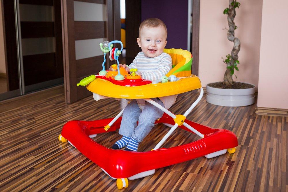 Противопоказания к использованию ходунков для детей