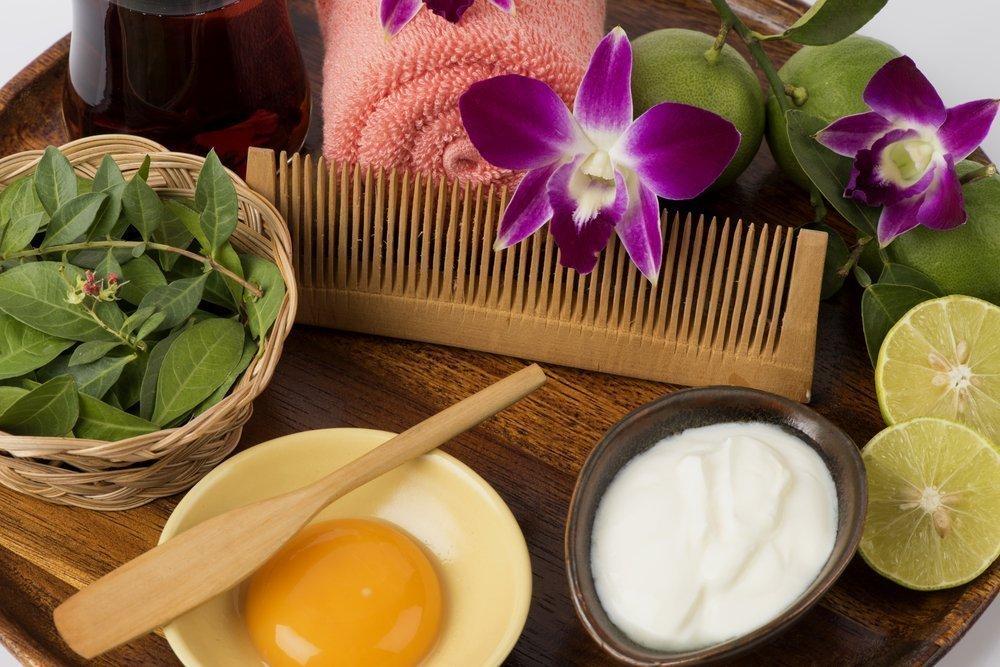 Попробуйте народные рецепты, чтобы смыть хну