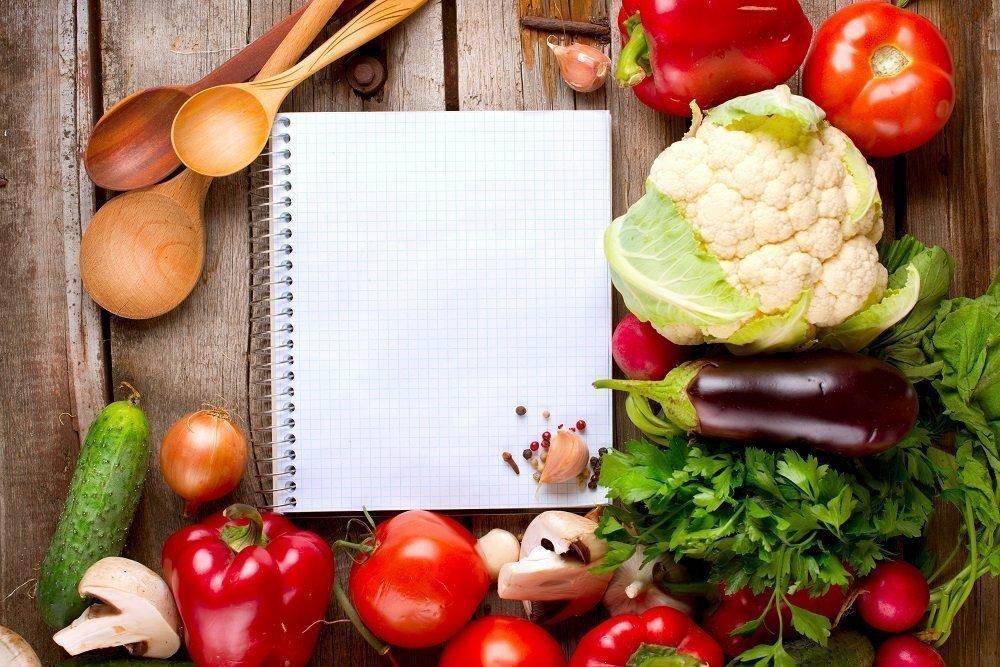 Больше овощей и свежей зелени в рационе