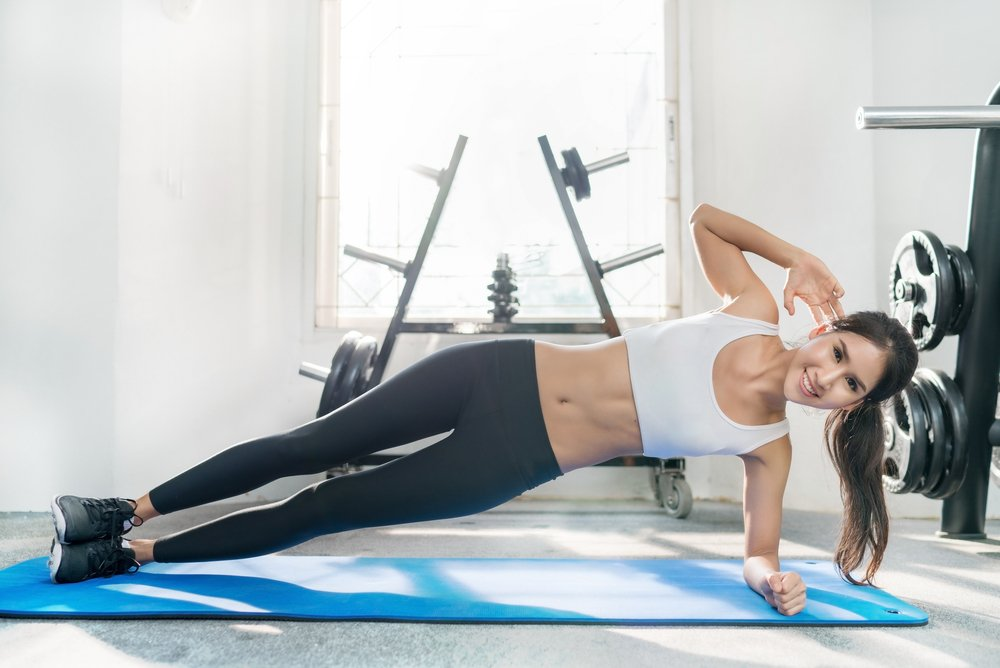 Другие упражнения для уменьшения талии