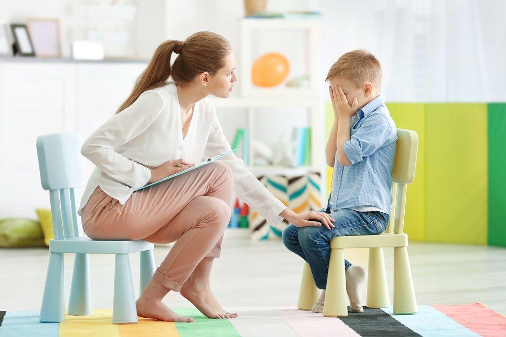 Как бороться с нежелательной привычкой у ребенка?