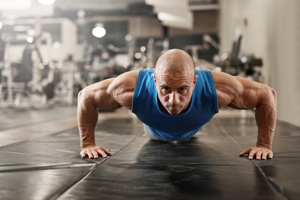 Особенности тренировки поклонника ЗОЖ для бицепса и спины
