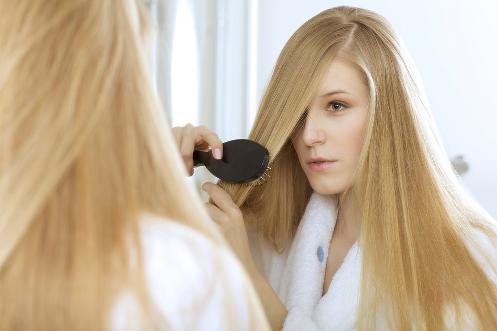 Шик, блеск, красота: уход за волосами весной