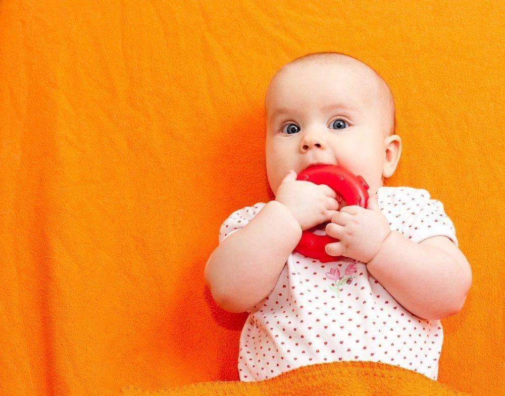Прорезывание зубов ослабляет иммунитет