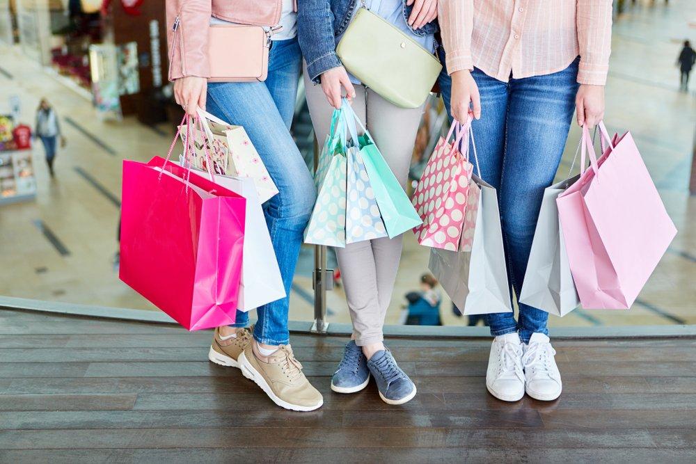 Ониомания: привычка покупать
