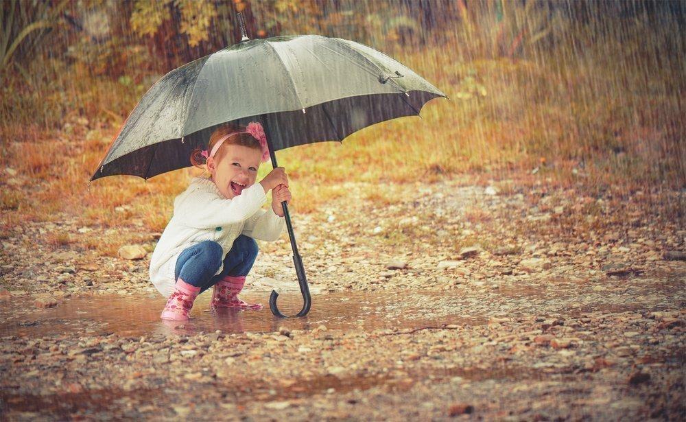 Почему малыш должен промокать