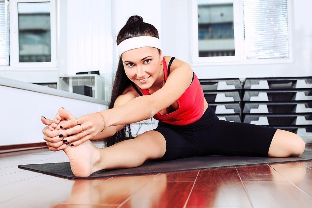 Эффективное похудение ног не выходя из дома