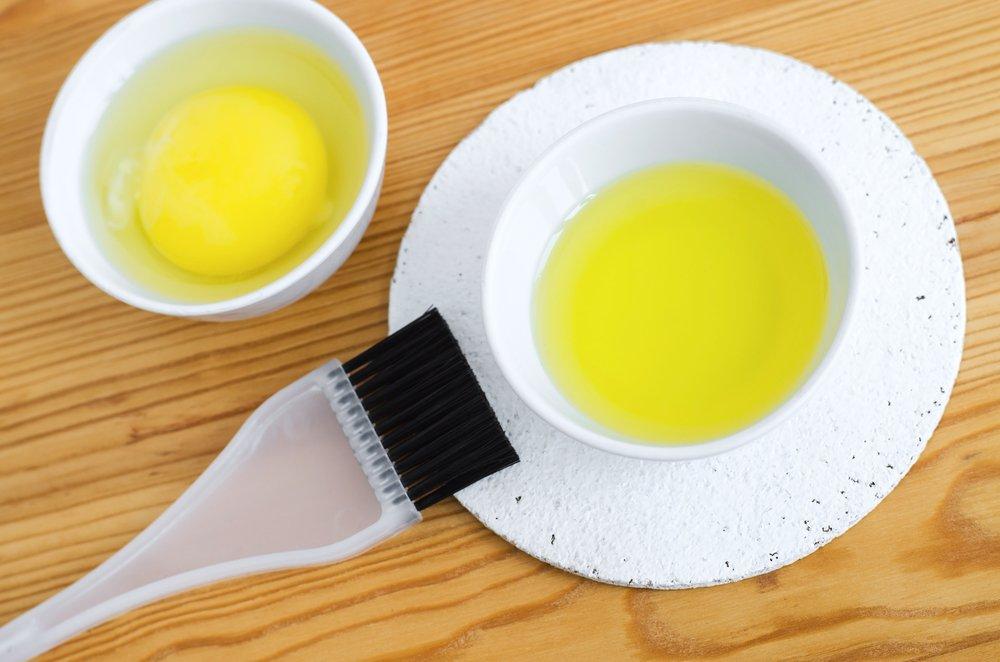 Маски с куриным яйцом: простые рецепты