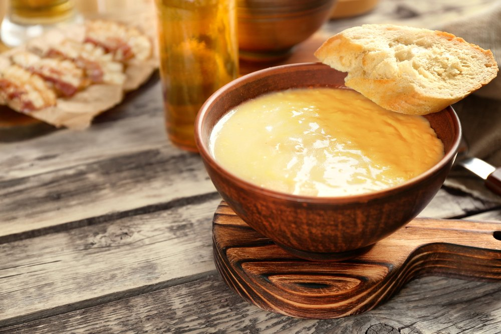 Самый простой рецепт приготовления с плавленым сыром