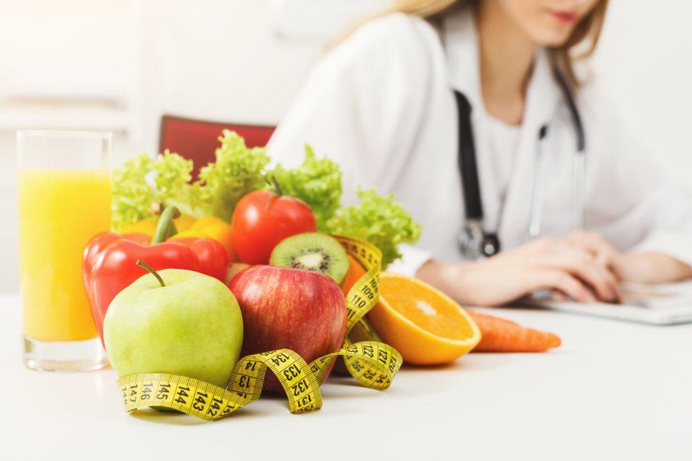 Самый эффективный рацион для профилактики ожирения