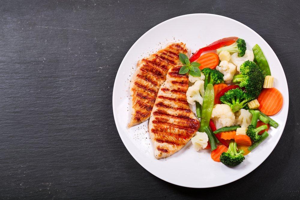Полезное меню питания для стройной фигуры