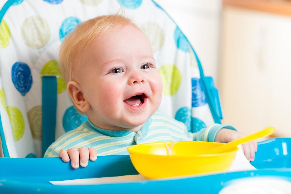 Правила приготовления супов для ребенка