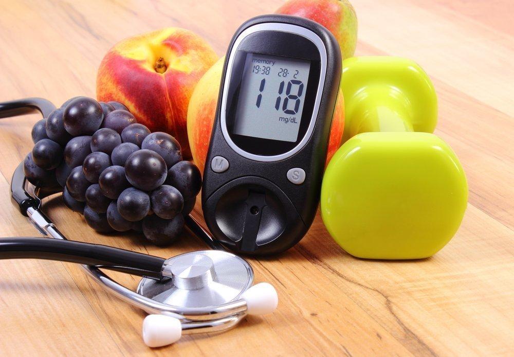 Снижение лишнего веса — помешает ли диабет?