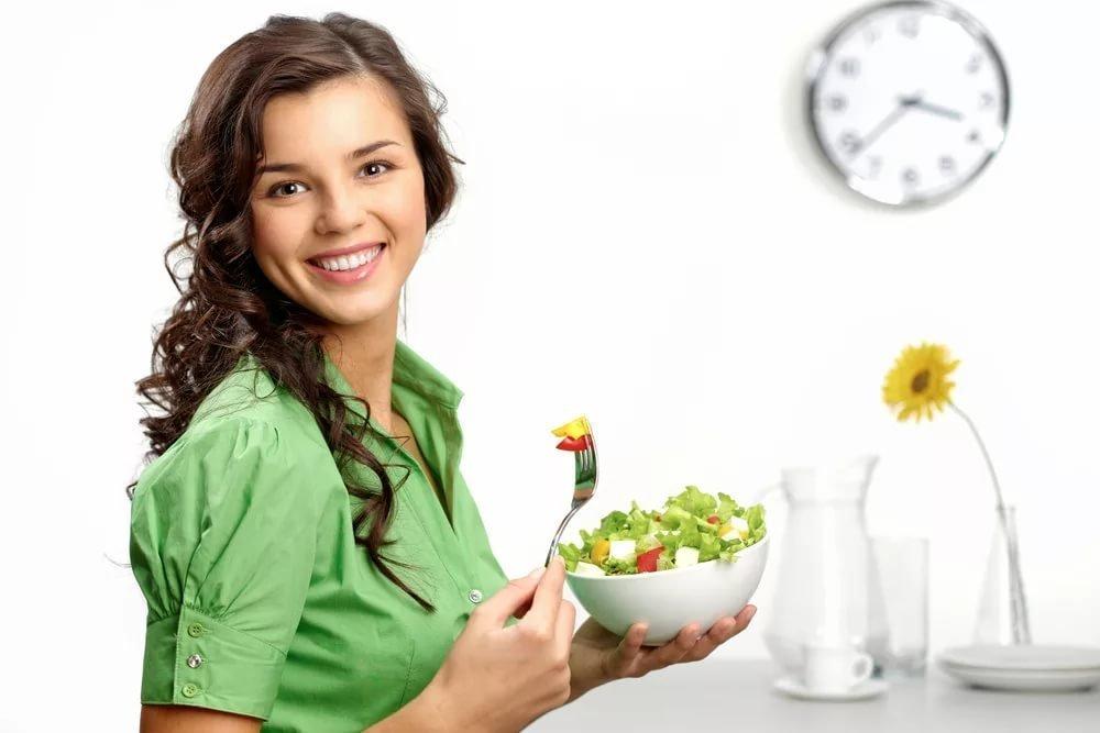 Привычки для здоровья и похудения