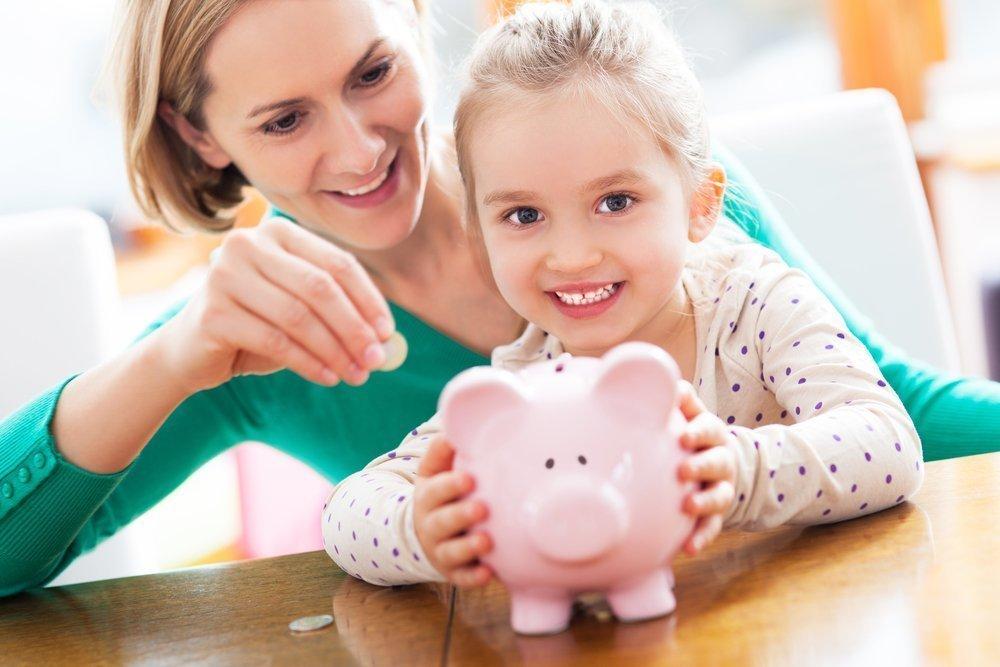 Когда начинать говорить с ребенком о деньгах?