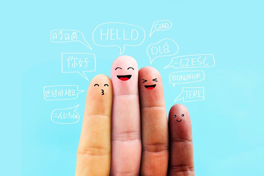 Выучи новый язык и получи новую душу