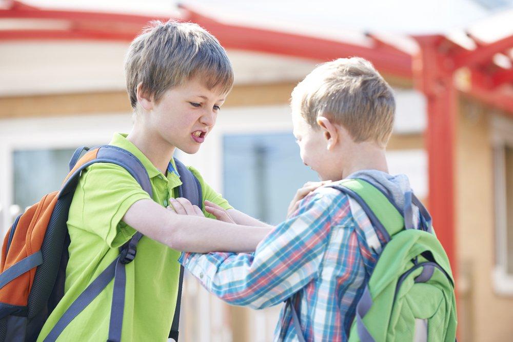 Как отучить малыша драться: пошаговый сценарий