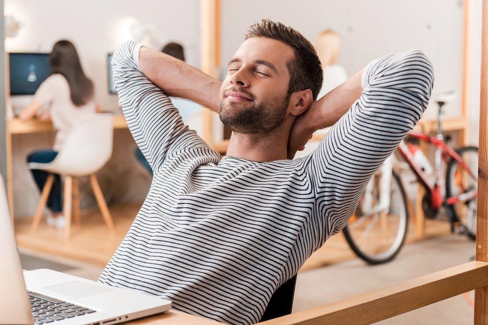Расслабляющий комплекс упражнений для глазных мышц