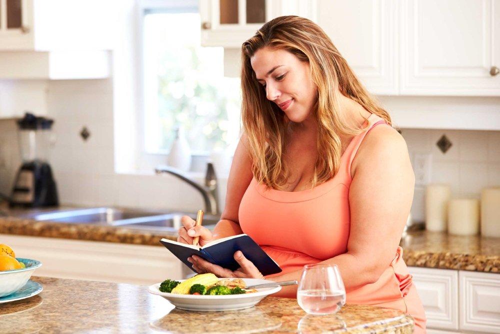 Важные шаги в похудении
