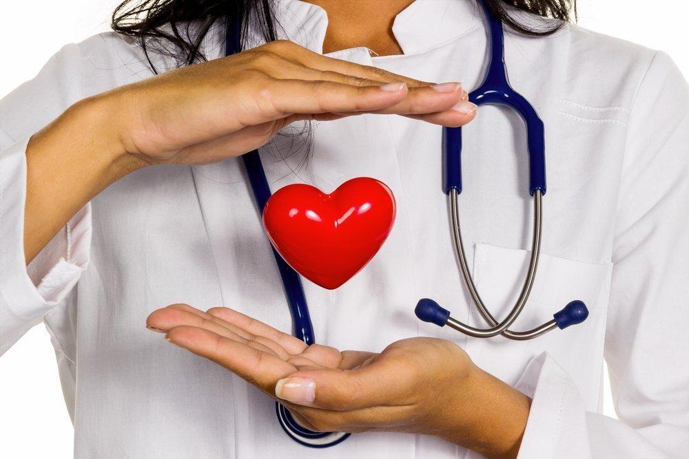 Сердечные и сосудистые болезни у полных людей